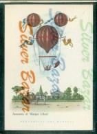 AEROSTATO DI MARGAT - REPUBBLICA DEI RAGAZZI - Fesselballons