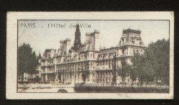 La Flèche Indique Votre Poids - Rue De La Condamine Paris - HOTEL DE VILLE TICKET - Trade Cards