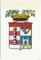 STEMMA DI CREMONA  A Cura Dell'Amministrazione Provinciale  Con Descrizione  Cartoncino Formato Cartolina - Altri