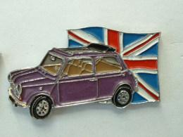 Pin´s MINI BRITISH OPEN - VIOLET - Pins
