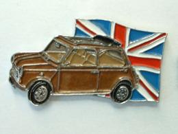 Pin´s MINI BRITISH OPEN - MARRON - Pins