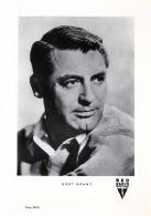 GARY GRANT, Kuß Photokarte, Limitierte Auflage, Normalformat, Sehr Gute Erhaltung - Schauspieler