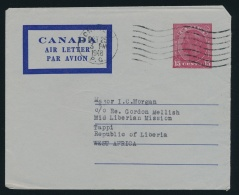 Cvr Group Of 80 Aerogrammes, 1945 To 1994, Mostly Commercial And Mostly To Overseas... - Airmail