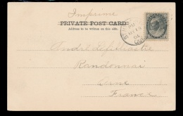 Canada #74, 77, 81 Cvr Three Interesting Numeral Issue Cover Uses, Including ½c Numeral,... - Unclassified