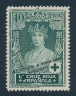 Spain #B1, B2, B9 E/P 1926 1c, 2c And 40c Colour Trial Proofs, Each In A Different Colour Than... - Spain