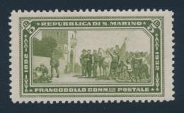 San Marino #143-150 * 1932 10c To 5l Garibaldi Set, Mint, Very Lightly Hinged, Fine To Very Fine.... - Unclassified