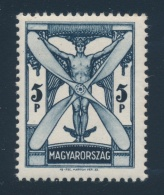 Hungary #C26-C34 ** 1933 10f To 5p Airmail Set, Mint Never Hinged, Very Fine. Scott US$ 375.00 - Hungary