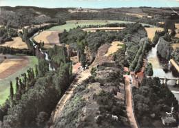 CPSM - ROQUECOURBE - Boucle De L'Agoût Autour De L'Ile - Roquecourbe