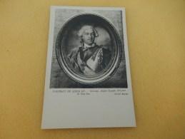 Portrait De Louis Xv  Gobelins  Atrlier Cozette Original De Van Loo ( Cliché Baylac ) - Paintings