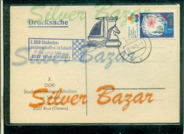 SCACCHI - DDR- MARCOFILIA - Scacchi
