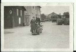 A209  --  DEUTSCHLAND   --  ORIGINAL PHOTO   --   9,5 Cm X 6,5 Cm  --  RAD  --  REICHSARBEITSDIENST - 1939-45