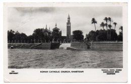 SUDAN - ROMAN CATHOLIC CHURCH, KHARTOUM - 1950 - Sudan