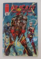 Wild C.A.T.S 6  ( Dengeki Comics 1998 ) ( Japanese Version ) - Books, Magazines, Comics