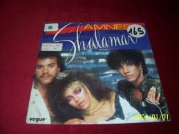 SHALAMAR  °  AMMNESIA - Vinyles