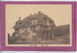 25.- BAVANS .- Château JAPY - Francia