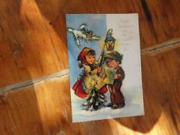 Frohe Weihnachten Und Ein Gutes Neues Jahr - Anno Nuovo