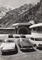 < Automobile Auto Voiture Car >> Fiat 850 Cabriolet, Coupé, 1200, 1500, 1500S, 2300S, Tunnel Mont Blanc Courmayeur - Voitures De Tourisme