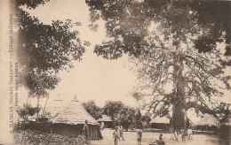 Guinée Française  :  KANKAN  Village Indigène       Réf  2069 - Frans Guinee