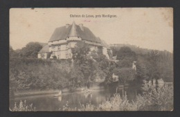 DF / 24 DORDOGNE / THONAC / CHÂTEAU DE LOSSE / CIRCULÉE EN 1905 - Autres Communes
