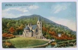 BAD EMS  Kaiser Wilheim-Gedächtnisskirche - Bad Ems