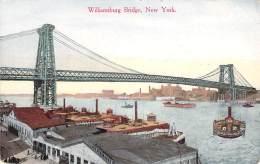 USA - New-York - Williamsburg Bridge - Ponts & Tunnels