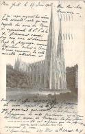 USA - New-York - St. Patrick's Cathedral - Églises