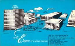 USA - New-York - Hotel Empire At Lincoln Center - Cafés, Hôtels & Restaurants