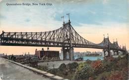 USA - New-York - Queensboro Bridge - Ponts & Tunnels