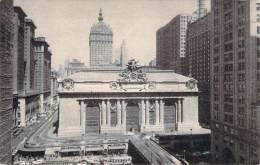 USA - New-York - Grand Central Terminal - Transports