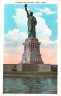USA - New-York - Statue Of Liberty - Statue De La Liberté