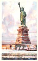 USA - New-York - Winter, Statue Of Liberty Bedloe's Island - Statue De La Liberté