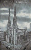 USA - New-York - St. Patrick Cathedral - Églises