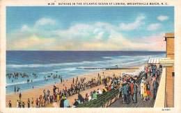 USA - Wrightsville Beach - Bathing In The Atlantic Ocean At Lumina - Etats-Unis