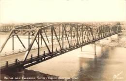 USA - Bridge Over Colorado River, Grand Junction, R.P. - Etats-Unis