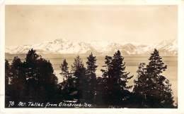 USA - Mt Tallac From Glenbrook - Etats-Unis