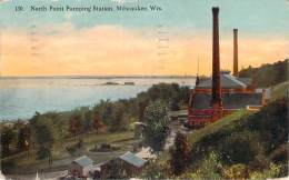 USA - Milwaukee - North Point Pumping Station - Milwaukee