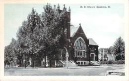USA - Sycamore - M. E. Church - Etats-Unis