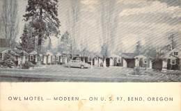 USA - Bend - Owl Motel - Etats-Unis