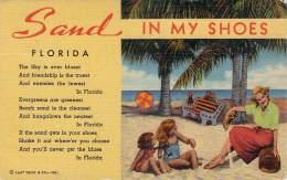 USA - Florida, Sand In My Shoes - Etats-Unis
