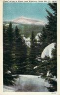 USA - Camel's Hump In Winter, Near Waterburry, Green Mts. - Etats-Unis