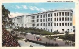 USA - Pittsburgh - Schenley High School - Pittsburgh