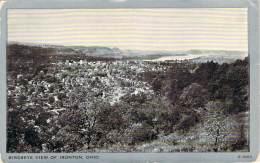 USA - Irontown - Birdseye View Of Ironton - Etats-Unis