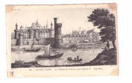 75 Série Ancien Paris N°305 Le Chateau Du Louvre Sous Charles V - Paris (01)