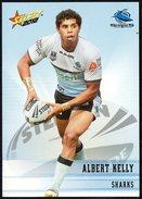 RUGBY - AUSTRALIA - SELECT 2012 - NRL TELSTRA PREMIERSHIP - ALBERT KELLY - SHARKS - Rugby