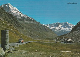 POSTAUTO  POSTBUS  CAR POSTAL  AUTOBUS  BUS   JULIERPASS - GR Graubünden