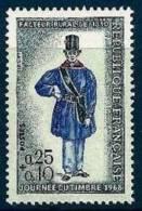 "FR YT 1549 "" Journée Du Timbre "" 1968 Neuf** - Unused Stamps"