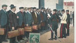 """L'arrivée Des """"Bleus"""" - Guerre 1914-18"""