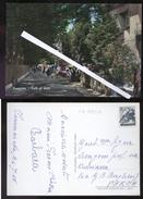 FIUMARETTA - FRAZIONE DI AMEGLIA (SAVONA) 1966 VIALE AL MARE. A COLORI. - La Spezia