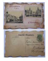 ANVERS ANTWERPEN YEAR 1909 EXTREMELY RARE - Antwerpen