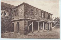 Taunton Castle, Jury And Witnesses Room - England